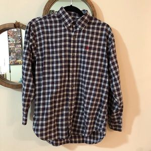 Vintage Polo by Ralph Lauren Light weight flannel